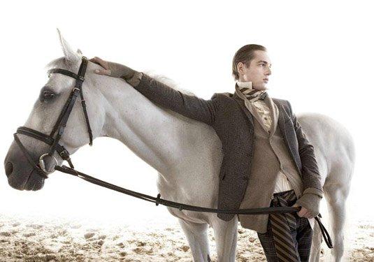 Став Принц на белом коне