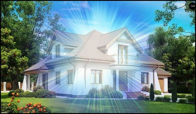 Став Костер - чистка дома от негатива