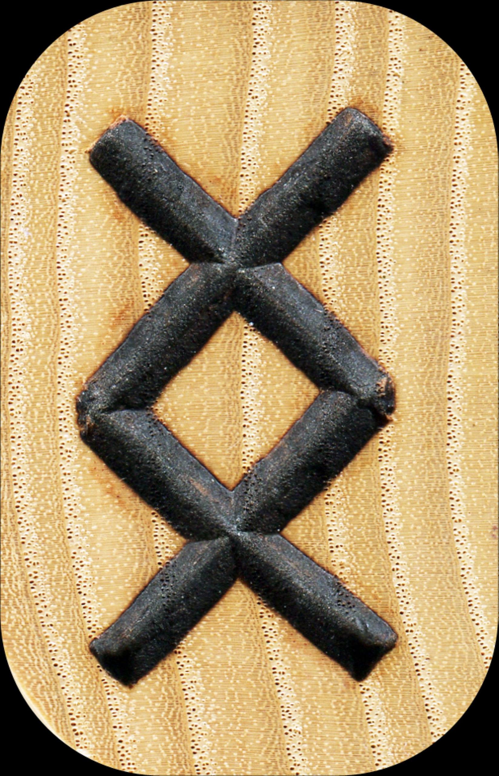 runa inguz kolosyashheesya pole