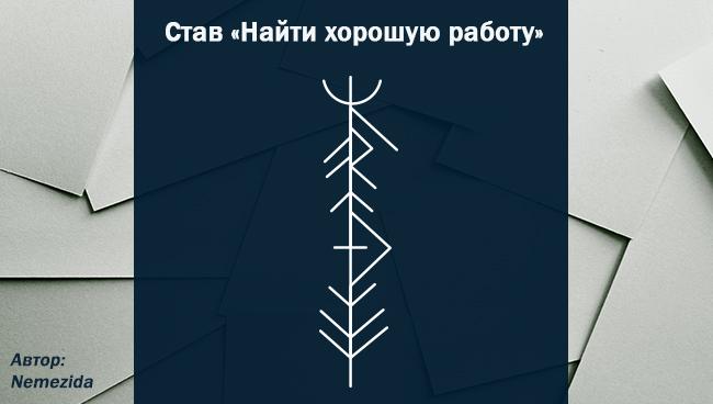 runy i stavy dlya poiska raboty prohozhdeniya sobesedovaniya i uluchsheniya karery