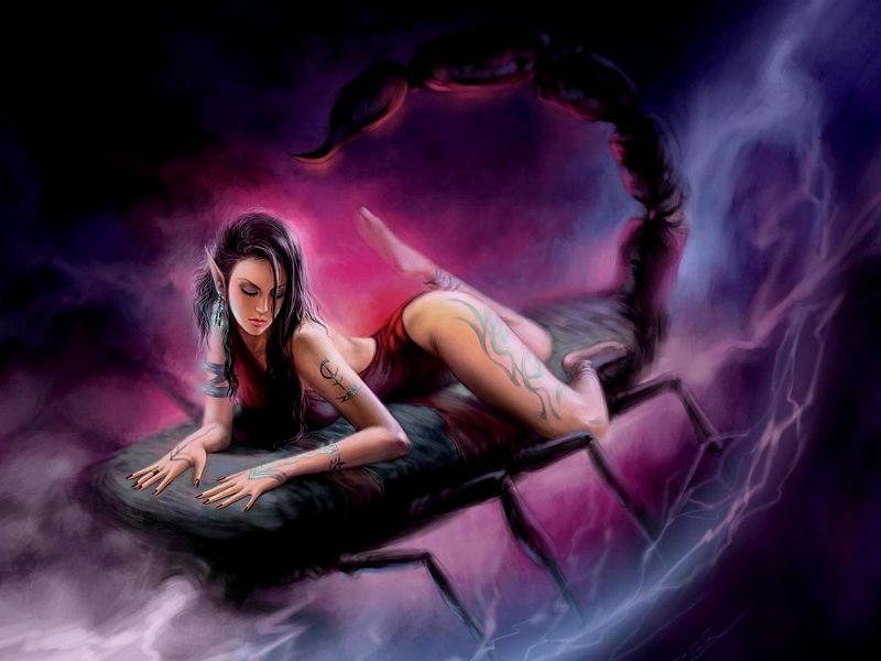 zhenshhina skorpion