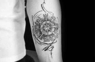 znachenie runicheskogo kompasa