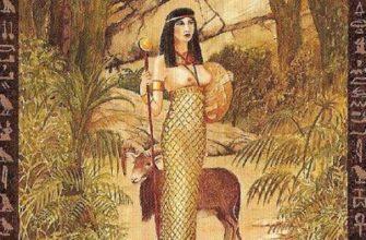 pazh pentaklej v egipetskom taro podmastere