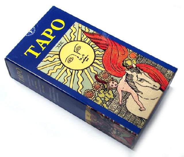 s chego nachat izuchenie kart taro