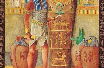 smert v egipetskom taro pererozhdenie