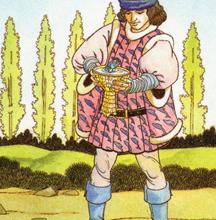 valet kubkov v russkom taro